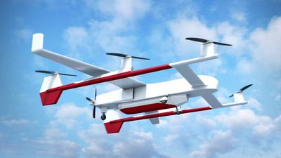 Elroy Air's self-flying drones could soon be used to deliver cargo