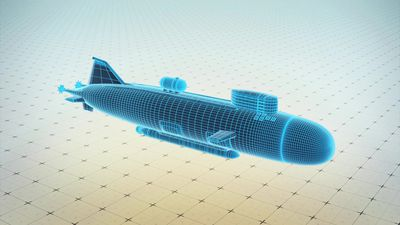 Russia testing new nuclear submarine