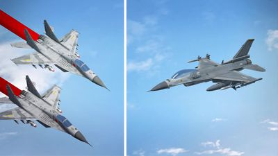 Taiwan and Japan scramble jets after Chinese incursion