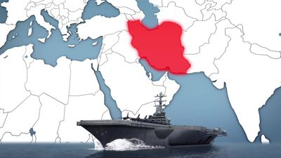 US deploys carrier and bombers in response to threats from Iran
