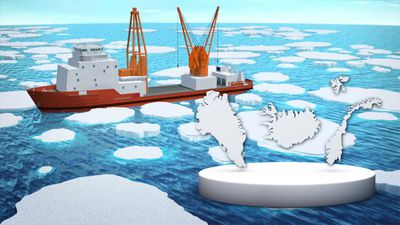 China planning to expand military presence in Arctic