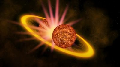 Heavy metals found scattered throughout our solar system