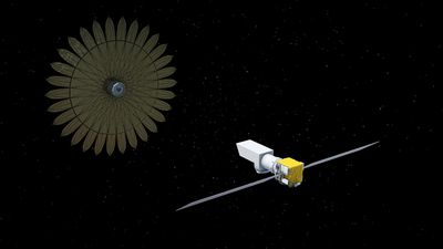 "NASA to use ""starshade"" technology in search for new worlds"