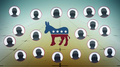 How superdelegates can override voters to choose Democratic presidential nominee