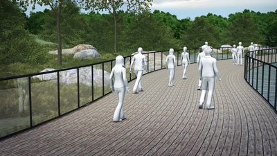 Central Park's new landscape project aims for LEED Gold certification