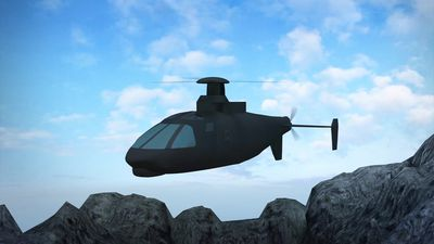 Lockheed Martin's Sikorsky unveils next generation Raider X helicopter