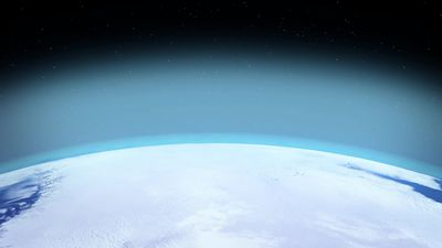 Saving ozone layer reduced climate change effects