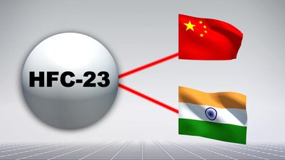 Increase in HFC-23 emissions linked to China, India: Study