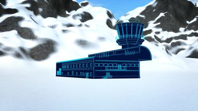 Antarctic research center begins construction