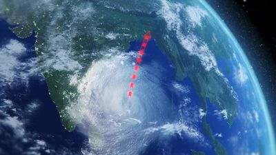 India, Bangladesh brace as super cyclone is poised for landfall