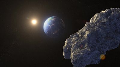 Asteroid as large as the Golden Gate Bridge approaching Earth on May 21