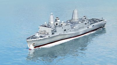 U.S. field tests high-energy laser weapon: Pacific Fleet Command