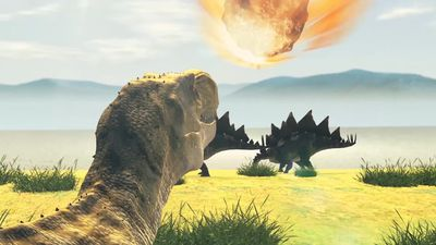 Asteroid that led to dinosaur extinction impacted Earth at 'deadliest possible angle': study