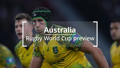 Rugby World Cup 2019: Australia in profile
