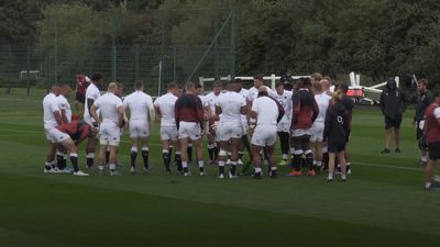 Rugby World Cup: England in profile
