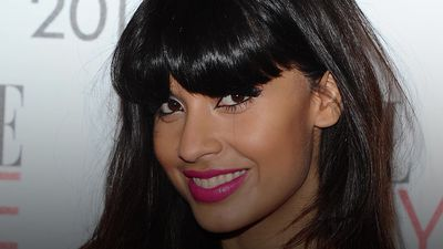 Jameela Jamil in profile