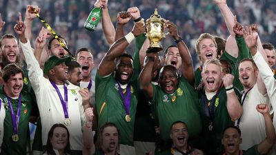 South Africa win the 2019 Rugby World Cup