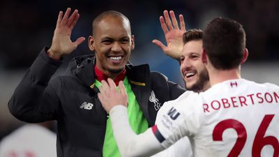 Liverpool's Fabinho in profile