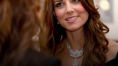 How Kate styles the royal jewels