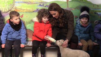Kate's campaign to raise all children to be healthy and happy