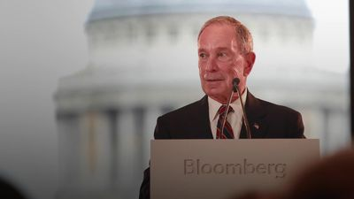 Who is Michael Bloomberg?