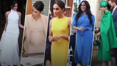 Meghan's best looks as a royal