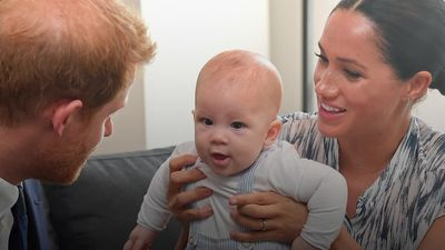 Harry and Meghan's son Archie's eventful first year