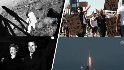 Space and race: A look at 1969 vs 2020