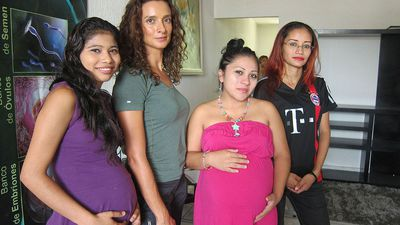 Unreported World - Surrogate Baby Business