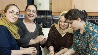 A culinary tradition for the Persian new year