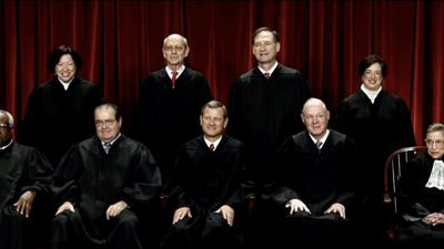 "The Critical Role Of ""Guarded"" Chief Justice John Roberts"