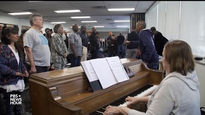 How The Dallas Street Choir Grants Homeless Residents A Voice