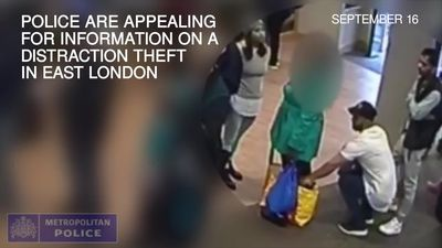 Woman robbed of GBP920 in distraction theft