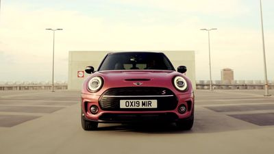 This is the updated Mini Clubman