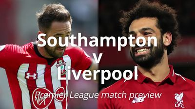 Southampton v Liverpool: Premier League match preview