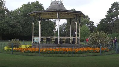 Bowie's Beckenham bandstand becomes Grade II listed