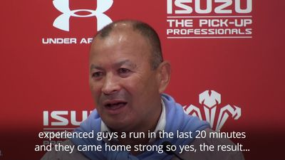 Eddie Jones and Warren Gatland pleased with squads after World Cup warm-up games