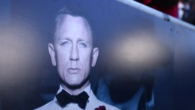 Bond 25 title revealed as No Time To Die