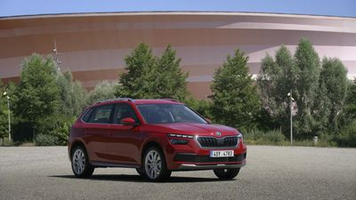 A look at the new Skoda Kamiq