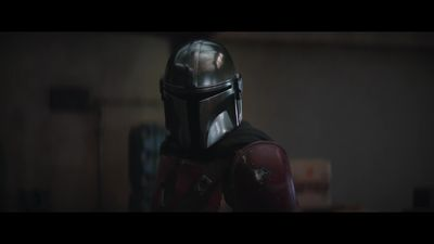 Disney unvelis first footage of The Mandalorian
