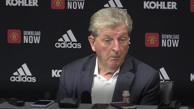 Roy Hodgson reflects on Premier League history as Crystal Palace win at Old Trafford
