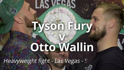 Fury v Wallin: Tale of the tape