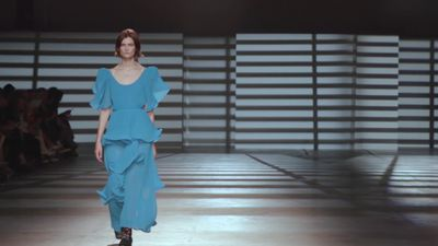 London Fashion Week: Preen collection