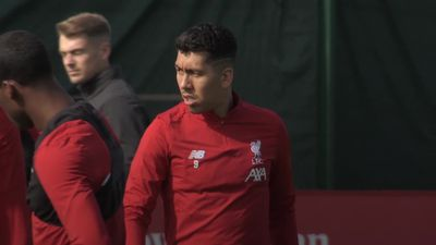 Liverpool prepare to begin Champions League defence