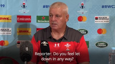 Warren Gatland: Rob Howley devastated by allegations he breached betting rules