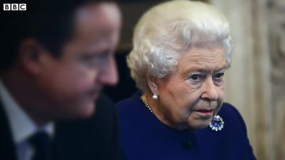 'Panicked' Cameron sought Queen's support in Scottish independence campaign