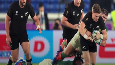 New Zealand 23-13 South Africa: Coaches reflect on match