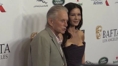 Michael Douglas: My father doesn't think I'm very funny