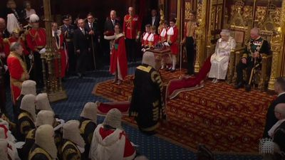 Queen's speech: Government's 'priority' is EU departure by 31 October