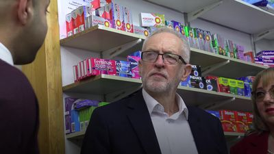 Corbyn: Prescription charges to be scrapped under Labour